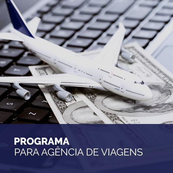 Programa para agências de viagens